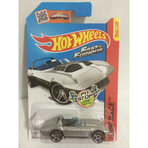 Hot Wheels - Corvette Grand Sport Roadster - Fast & Furious - Mainline 2015