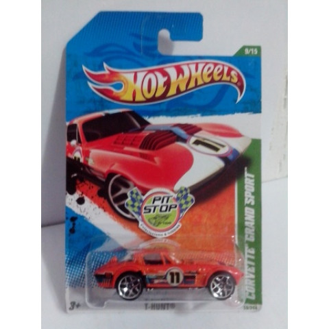 Hot Wheels - Corvette Grand Sport - Thunt Normal 2011