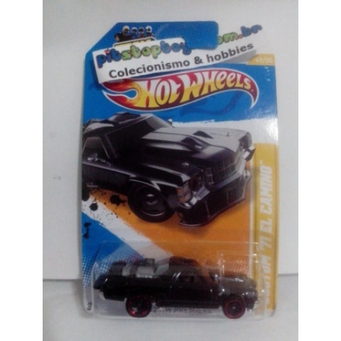 Hot Wheels - Custom 71 El Camino - Mainline 2012