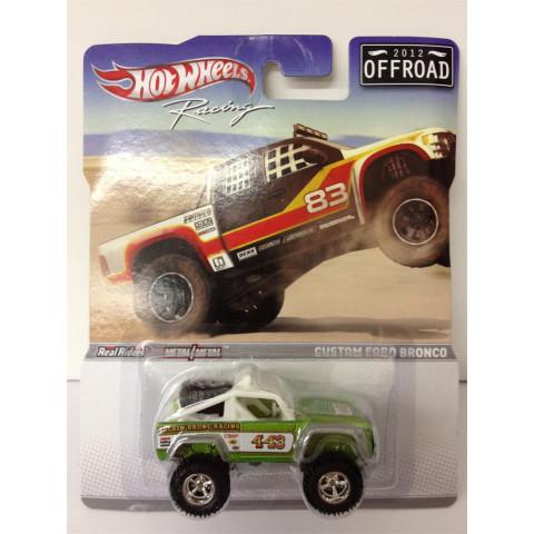 Hot Wheels - Custom Ford Bronco - Racing