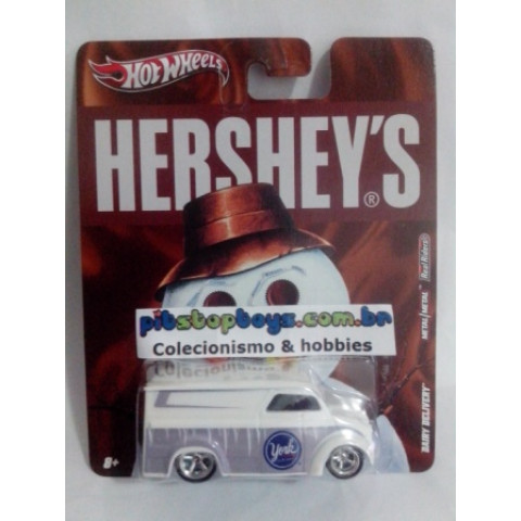 Hot Wheels - Dairy Delivery - Hersheys - Leia