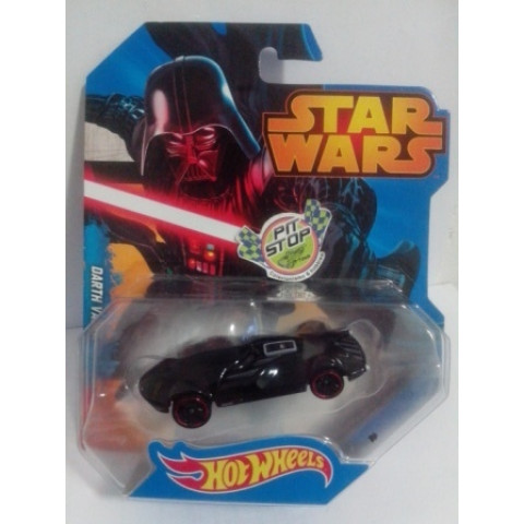 Hot Wheels - Darth Vader - Star Wars