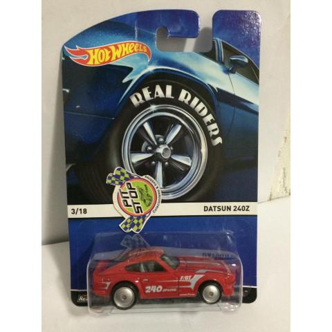 Hot Wheels - Datsun 240Z - Heritage - Real Riders