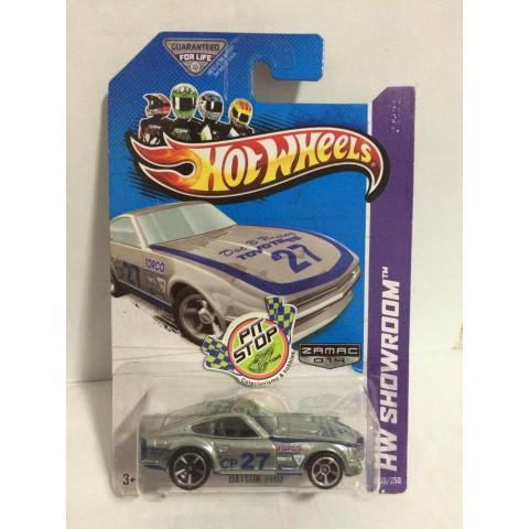 Hot Wheels - Datsun 240Z - Zamac 014 - 2013