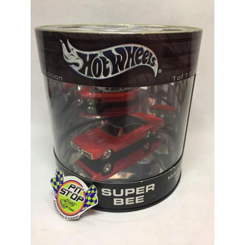 Hot Wheels - Dodge Super Bee Vermelho - Oil Can