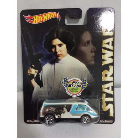Hot Wheels - Dream Van XGW Panel - Princesa Leia - Star Wars