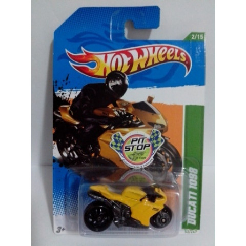 Hot Wheels - Ducati 1098 - Treasure Hunt 2012