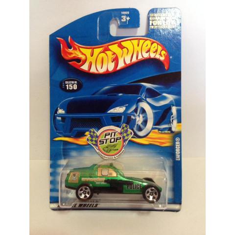 Hot Wheels - Enforcer Verde - Mainline 2001