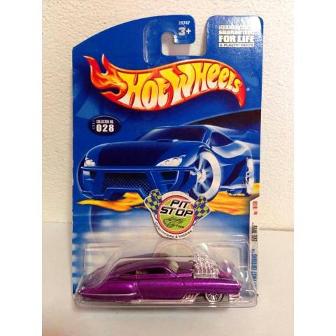 Hot Wheels - Evil Twin Roxo - Mainline 2001