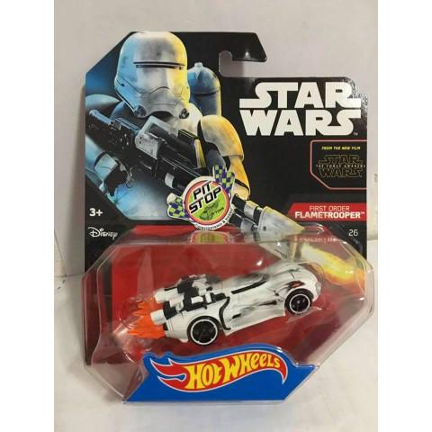 Hot Wheels - First Order Flametrooper - Star Wars