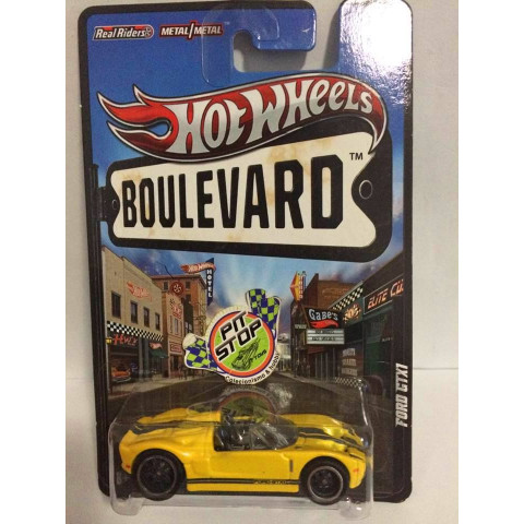Hot Wheels - Ford GTX1 - Boulevard