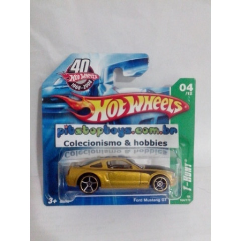 Hot Wheels - Ford Mustang GT - Treasure Hunt Normal 2008