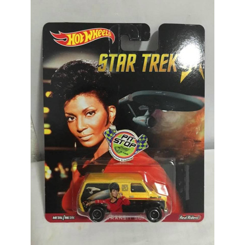 Hot Wheels - Ford Transit Supervan - Star Trek