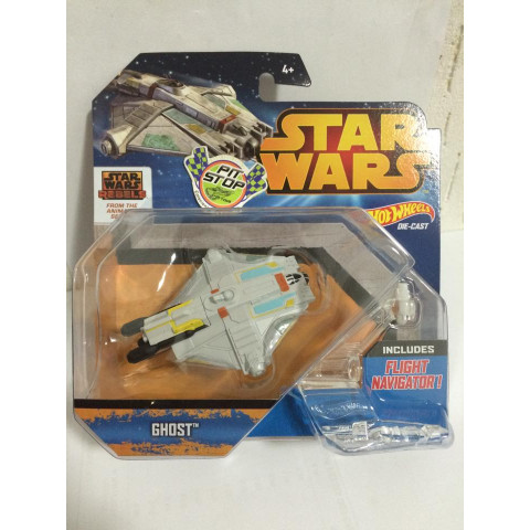 Hot Wheels - Ghost - Star Wars