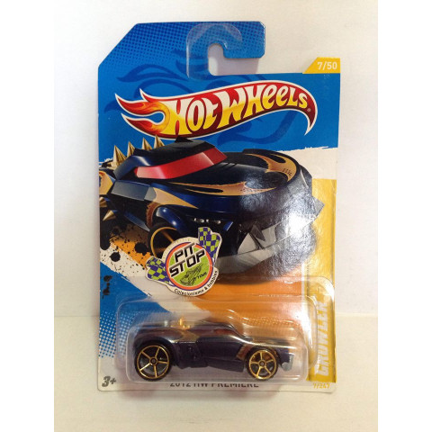 Hot Wheels - Growler Azul -  Mainline 2012