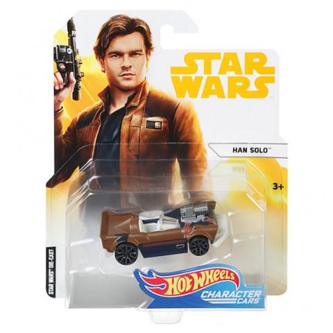 Hot Wheels - Han Solo - Star Wars