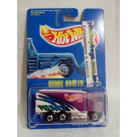 Hot Wheels - Hiway Hauler - Mainline 1992