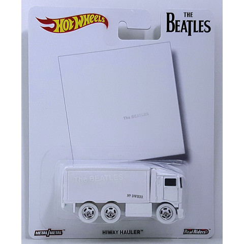 Hot Wheels - Hiway Hauler - The Beatles
