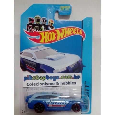 Hot Wheels - Hw Pursuit - Mainline 2013