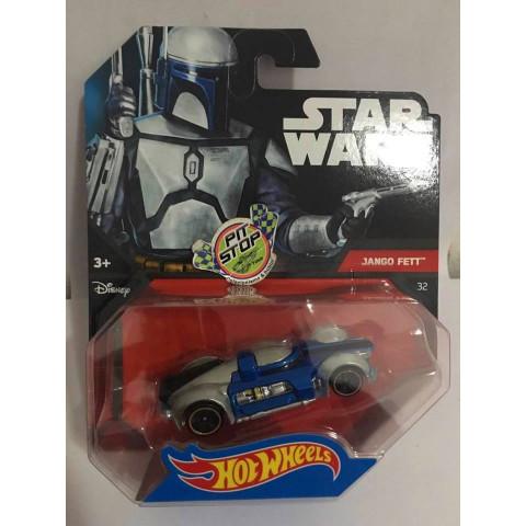 Hot Wheels - Jango Fett - Star Wars
