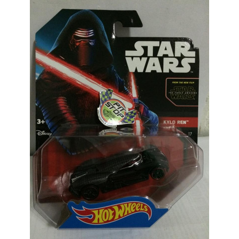 Hot Wheels - Kylo Ren - Star Wars
