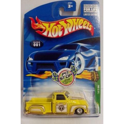 Hot Wheels - La Troca - Treasure Hunt Super 2002