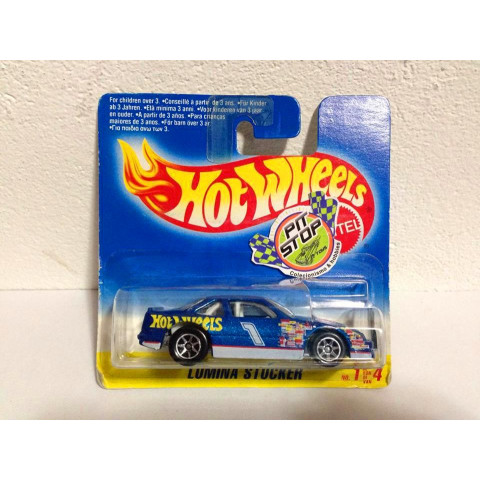 Hot Wheels - Lumina Stocker Azul