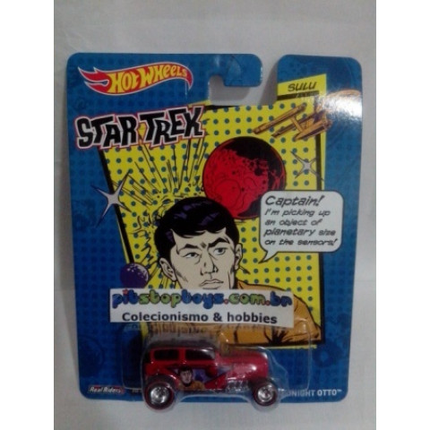 Hot Wheels - Midnight Otto - Star Trek