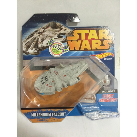 Hot Wheels - Millenium Falcon - Star Wars