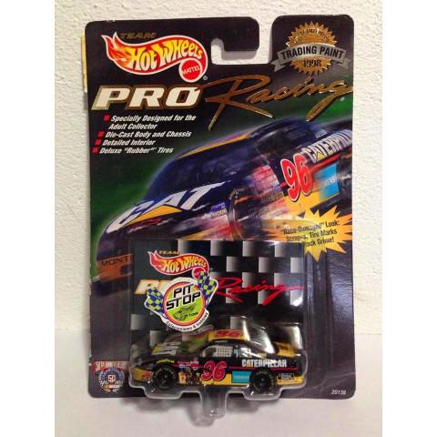 Hot Wheels - Monte Carlo Preto - Tranding Paint 1998 - Racing - Nascar