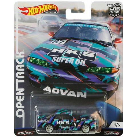 Hot Wheels - Nissan Skyline GT-R - Open Track