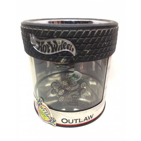 Hot Wheels - Outlaw Verde - Oil Can