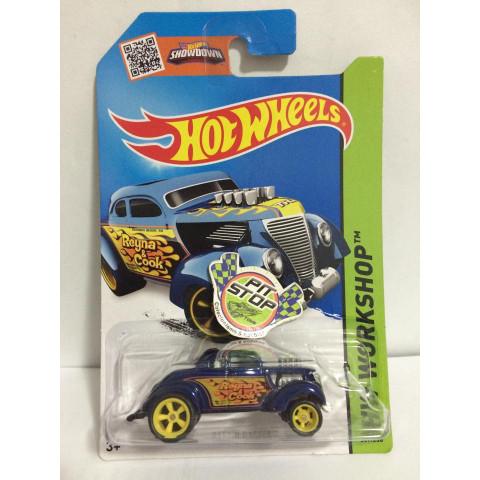Hot Wheels - Pass'n Gasser - Treasure Hunt Super 2015