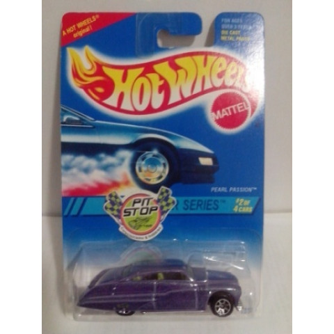 Hot Wheels - Pearl Passion Roxo - Mainline 1995