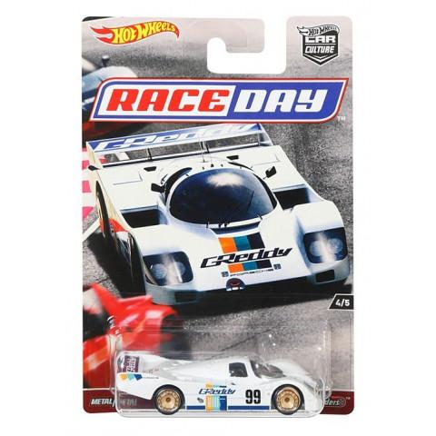Hot Wheels - Porsche 962 - Race Day - Car Culture