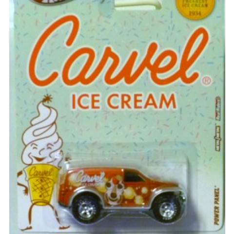 Hot Wheels - Power Panel - Carvel