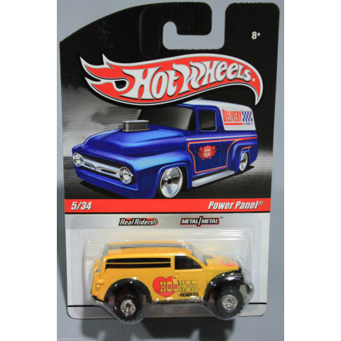 Hot Wheels - Power Panel Delivery - Série Delivery