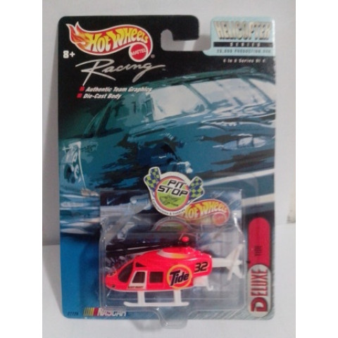 Hot Wheels - Propper Chopper Tide - HW Racing - Nascar