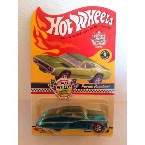 Hot Wheels - Purple Passion Verde - Convention Series