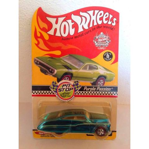 Hot Wheels - Purple Passion Verde - Convention Series
