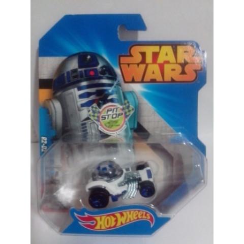 Hot Wheels - R2-D2 - Star Wars
