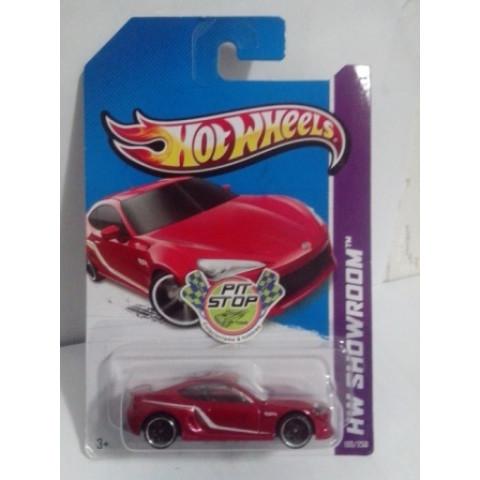 Hot Wheels - Scion FR-S Vermelho - Mainline 2013