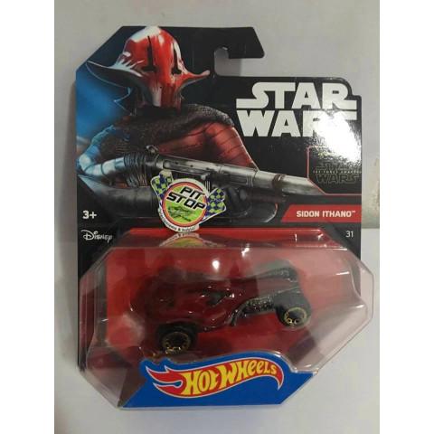 Hot Wheels - Sidon Ithano - Star Wars