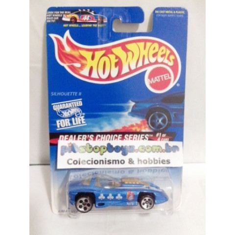 Hot Wheels - Silhouette II - Mainline 1997