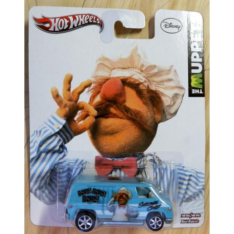 Hot Wheels - Super Van - The Muppets