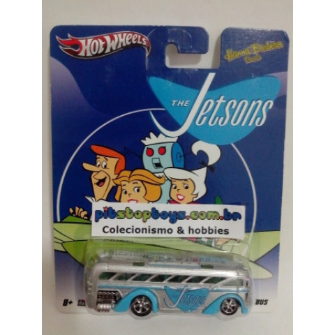 Hot Wheels - Surfin School Bus - Hanna Barbera