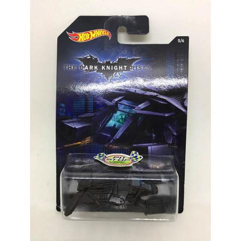 Hot Wheels - The Bat Preto - The Dark Knight Rises