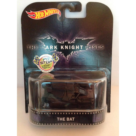 Hot Wheels - The Bat - The Dark Knight Rises