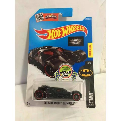 Hot Wheels - The Dark Knight Batmobile - Mainline 2016
