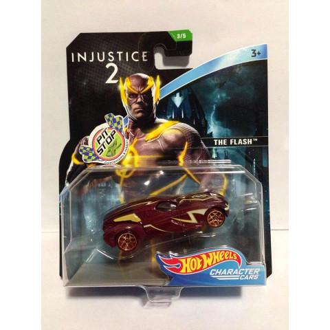 Hot Wheels - The Flash Vermelho - Injustice 2